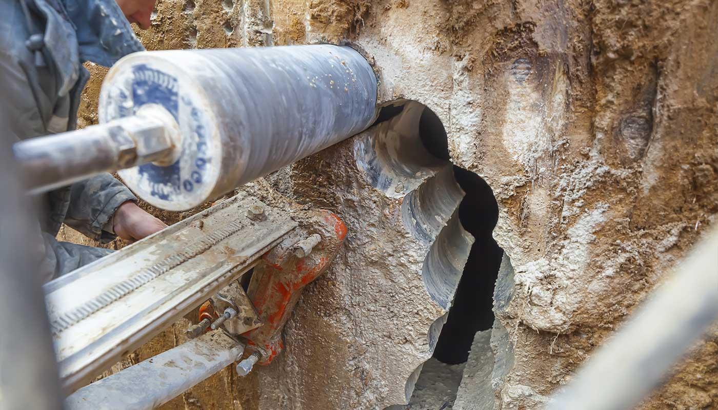 Concrete Coring in Edmonton