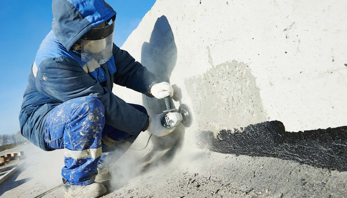 Concrete Grinding in Edmonton